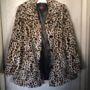 Fur coat (not real)
